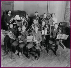 FINN HALL YOUTH ORCHESTRA 1927