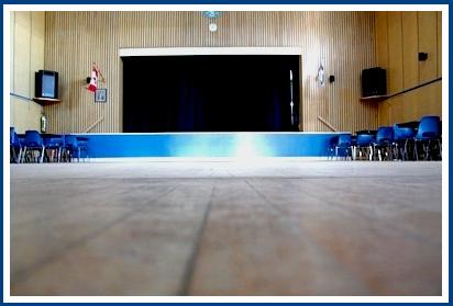 HALL DANCE FLOOR